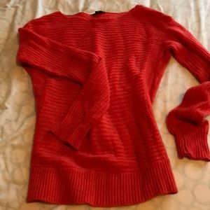 Coral Cashmere Sweater - Theory